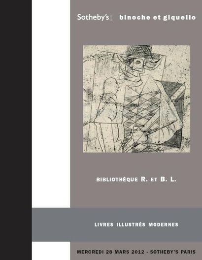 BIBLIOTHÈQUE  R. & B.L. - LIVRES ILLUSTRÉS MODERNES