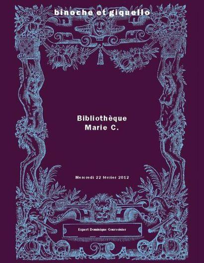Livre anciens du XVième siècle - Bibliothèque Marie C. 2ème partie