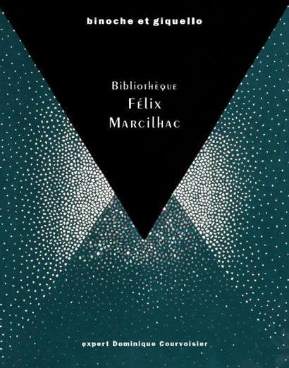 Bibliothèque Félix Marcilhac