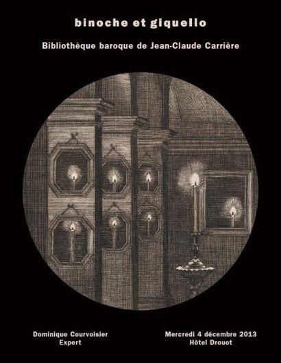 BIBLIOTHÈQUE BAROQUE DE JEAN-CLAUDE CARRIÈRE