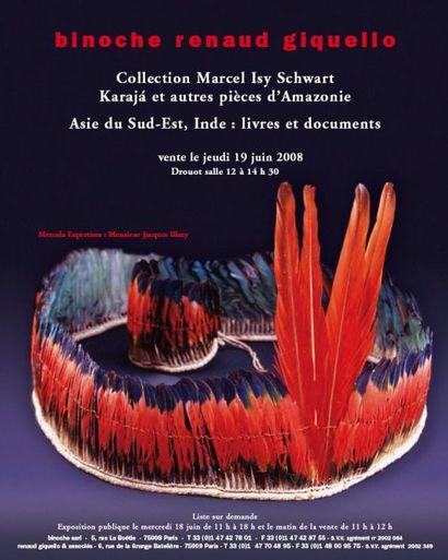 Karajá, Amazonie, Ouvrages sur l'Art de l'Asie Sud-Est et l'Inde
