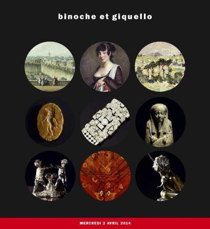 TABLEAUX ANCIENS ET MODERNES MINIATURES - OBJETS DE VITRINE BIJOUX - ARGENTERIE ARCHÉOLOGIE OBJETS D'ART ET D'AMEUBLEMENT