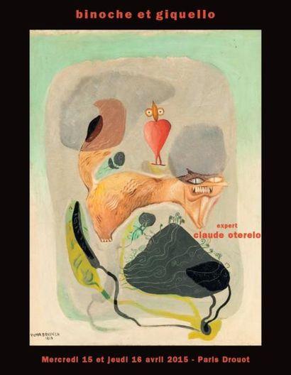 Surréalisme - Avant garde du XXe siècle
