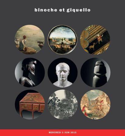ART AFRICAIN - OCÉANIEN - PRÉCOLOMBIEN MINIATURES TABLEAUX ANCIENS ET MODERNES OBJETS D'ART ET D'AMEUBLEMENT TAPISSERIES