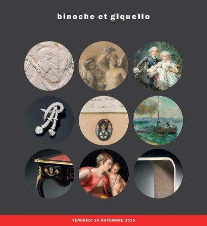 Tableaux modernes-Objets d'art et d'ameublement