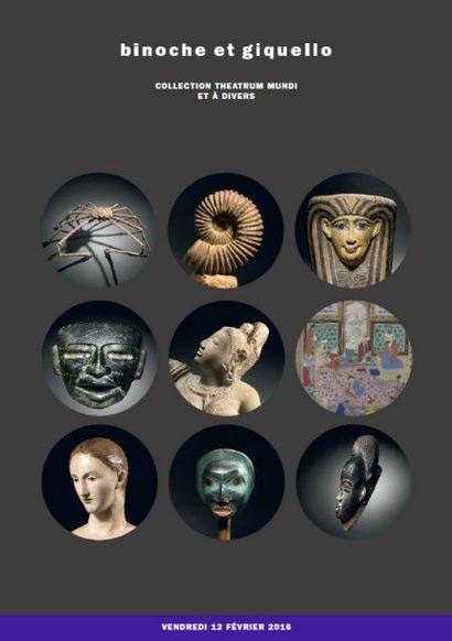 HIST. NATURELLE - ART ISLAMIQUE / PRECOLOMBIEN / AFRICAIN/OCEANIEN...