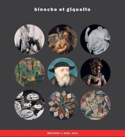 ALBUMS DE VOYAGES - PHOTOGRAPHIES ET DESSINS TABLEAUX ANCIENS ET MODERNES MINIATURES OBJETS D'ART ET D'AMEUBLEMENT TAPISSERIES