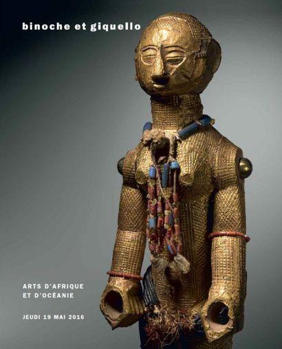 ART D'AFRIQUE - ART OCÉANIEN - ART PRECOLOMBIEN