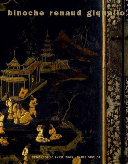 Dessins, tableaux, objets d'art et d'ameublement