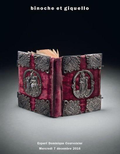 Livres anciens et modernes précieux et curieux 1490 - 1837