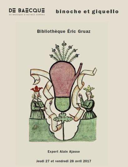 BIBLIOTHÈQUE ERIC GRUAZ : Alchimie - Magie – Sorcellerie - Occultisme - Religion