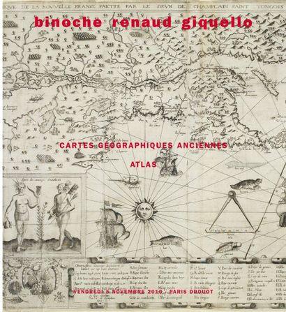 Cartes geographiques anciennes