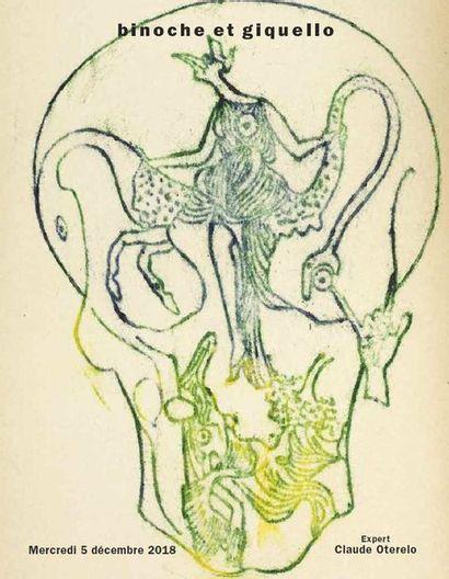 Art et littérature du XXe - Avant-gardes - Surréalisme