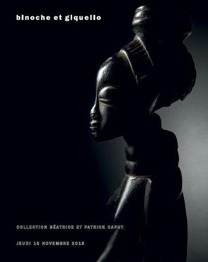 Collection Béatrice et Patrick Caput - Arts d'Afrique et d'Océanie