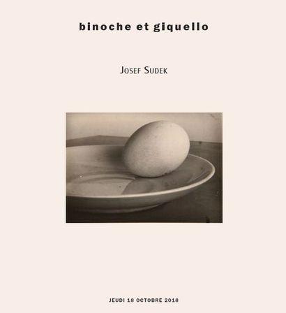 Photographies de Josef Sudek (1896-1976)