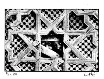 COLLECTION D'UN AMATEUR : PHOTOGRAPHIES ANCIENNES du Maghreb et du Proche-Orient et bel ensemble de Marc Riboud (1923-2016) - BIJOUX ETHNIQUES du Maghreb, d'Asie et Asie Mineure