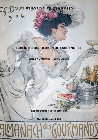Bibliothèque Jean-Paul Laurenchet : Gastronomie - Œnologie