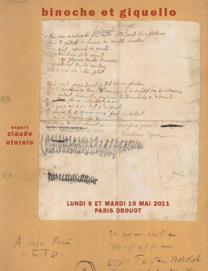 Avant-gardes du XXème siècle - Surréalisme - Livres - Autographes - Photos - Tableaux