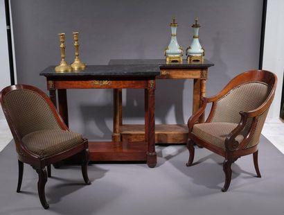 Vente classique, mobilier et objets d'art
