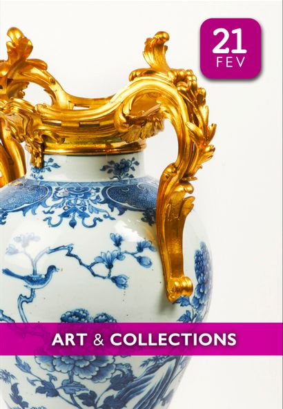 ART & COLLECTIONS | PERIOD FURNITURE | DESIGN