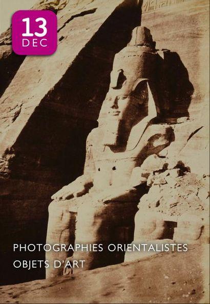 PHOTOGRAPHIES ORIENTALISTES | OBJETS D'ART & DE COLLECTION