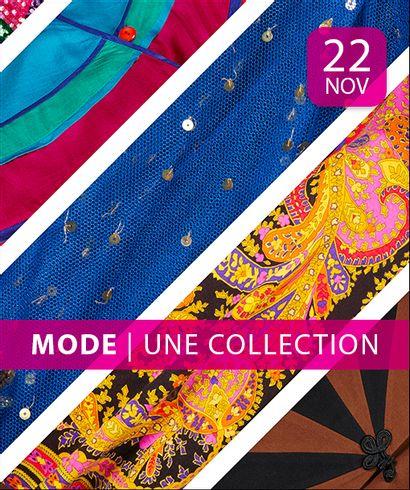 MODE : une collection de 1925 à 1990