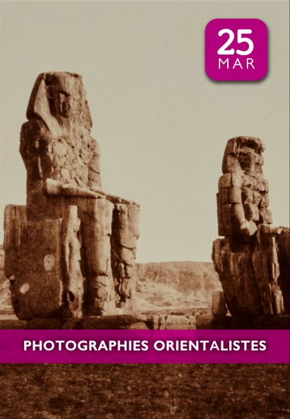 ORIENTALIST PHOTOGRAPHY - LIVE ONLY