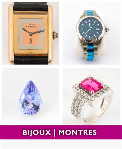 BIJOUX | PIERRES PRECIEUSES | MONTRES