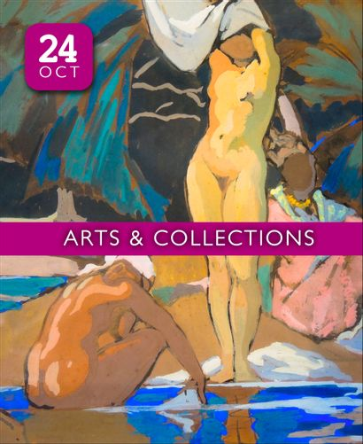 ART & COLLECTIONS : +350 items without reserve price