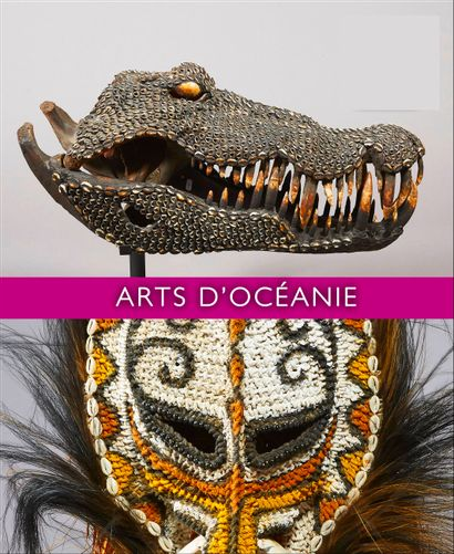Collection : ARTS D'OCEANIE