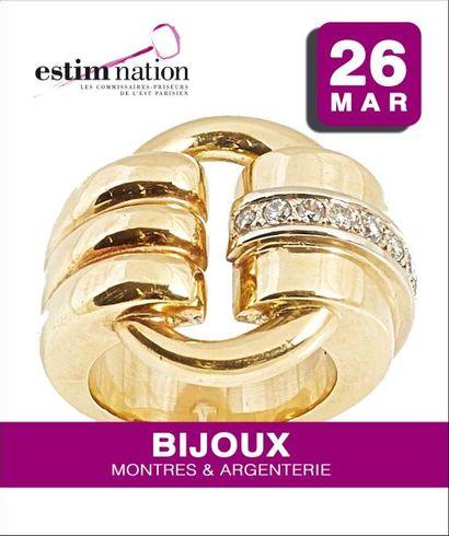 BIJOUX, OR, MONTRES & ARGENTERIE | +280 LOTS