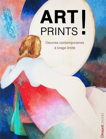 ART PRINTS ! Une sélection d'oeuvres contemporaines à tirage limité avec certificat d'authenticité