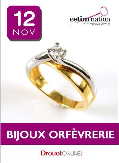 BIJOUX | MONTRES | ORFÈVRERIE XVIIIe | MÉDAILLES & DÉCORATIONS