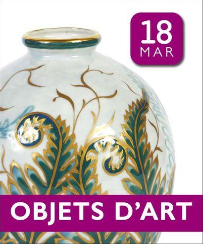 TABLEAUX | MOBILIER | OBJETS D'ART