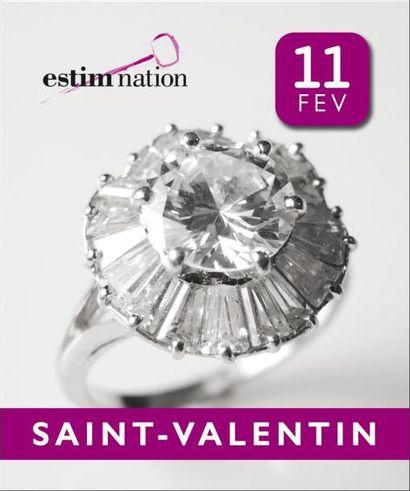 BIJOUX DE SAINT-VALENTIN | ARGENTERIE | ÉCRINS OFFERTS