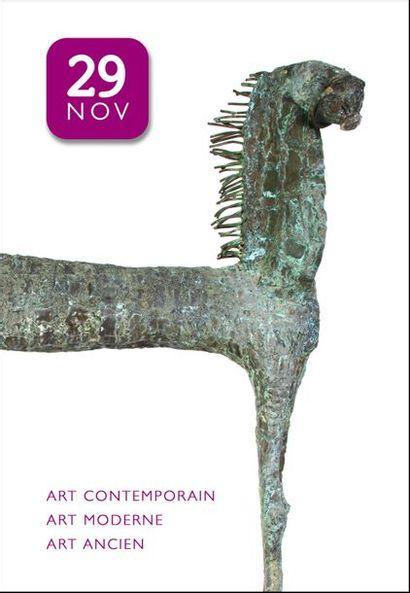 Art moderne & contemporain, art ancien