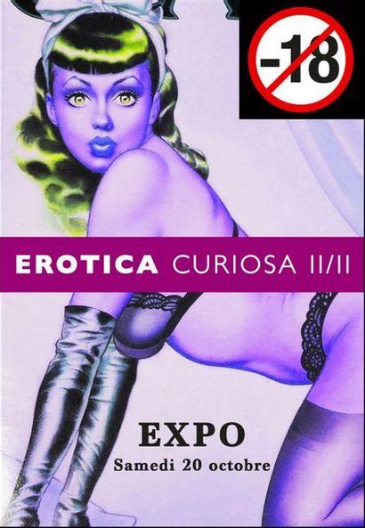 Erotica - Curiosa II - Interdit aux -18 ans - N°534 au N°990