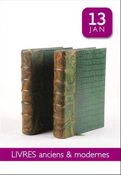 Livres anciens & modernes - Estampes