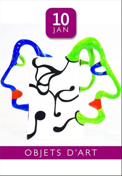 Art contemporain - Objets d'art & de collection
