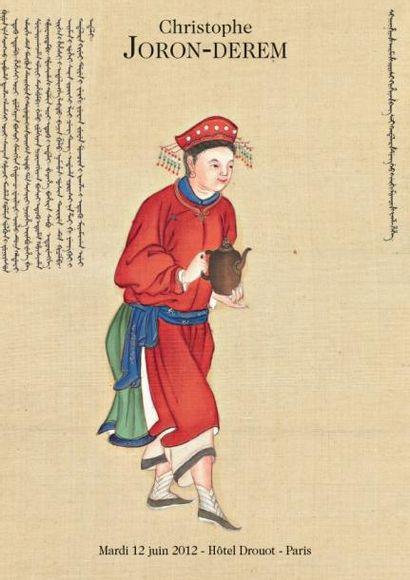 Tableaux Modernes et Contemporains et Art asiatique