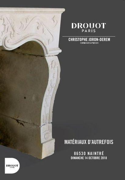 MATÉRIAUX D'AUTREFOIS