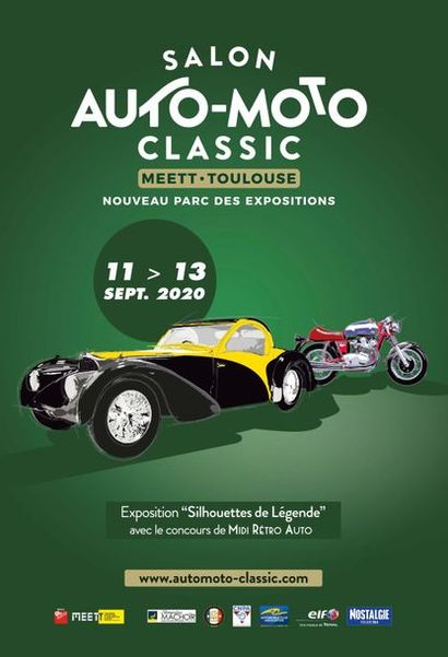CLASSIC & COMPETITION CARS