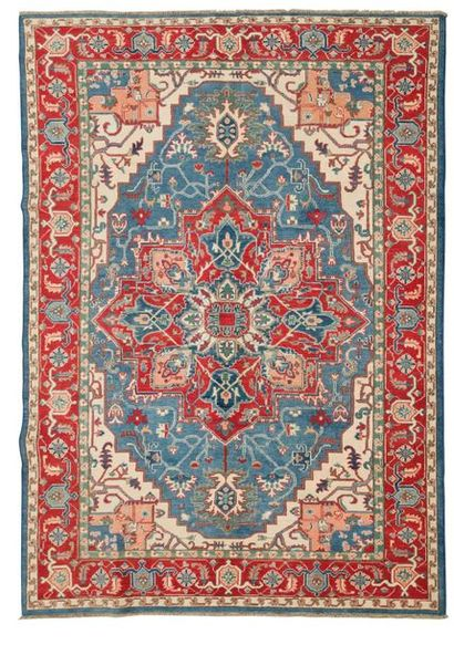 ANTIQUE AND MODERN CARPETS