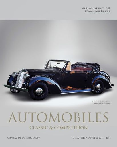 AUTOMOBILES CLASSIC & COMPETITION