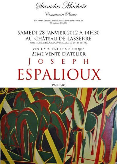 ATELIER JOSEPH ESPALIOUX