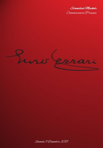 1000 Lots d'automobilia Solo Ferrari