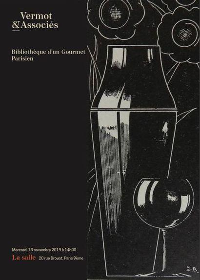 Bibliothèque d'un gourmet parisien - Chapitre III