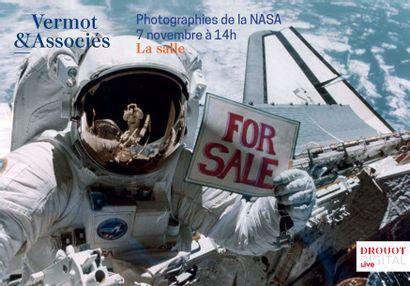 Photographies de la Nasa Cinquantenaire du Premier Pas de l'homme Sur la lune - Second Volet