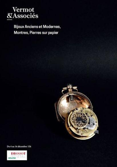 Bijoux Anciens et Modernes, Montres, Pierres sur papier