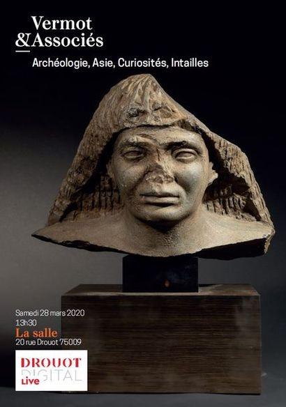 [UNIQUEMENT EN LIVE] Archéologie, Asie, Curiosités, Intailles, Histoire Naturelle